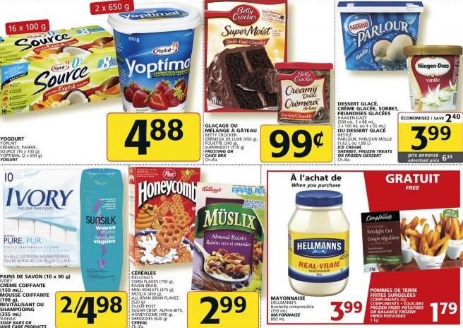 faites vous votre épicerie avec la circulaire a la main pour trouver les meilleurs soldes ? Ptit_P24